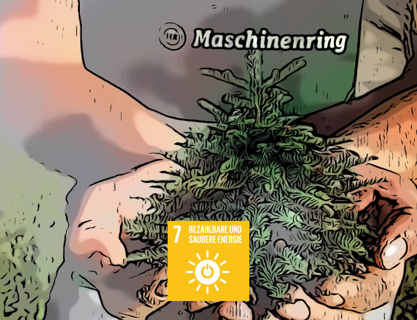 #2 Heimisches Waldhackgut