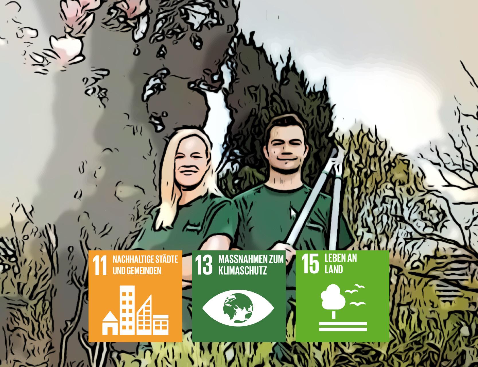 #5 Ökologisierung unserer Dienstleistungen